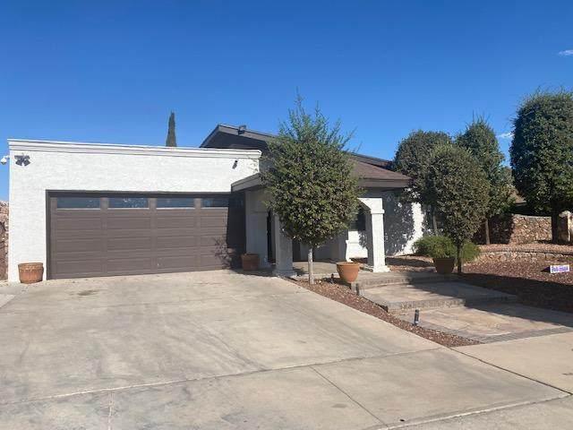 11416 Ed Merrins Drive, El Paso, TX 79936 (MLS #847580) :: The Matt Rice Group