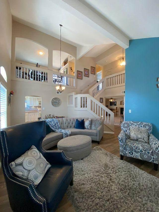 12529 Paseo Azul Drive, El Paso, TX 79928 (MLS #847610) :: Jackie Stevens Real Estate Group