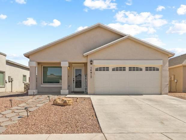 14917 Harry Flournoy, El Paso, TX 79938 (MLS #847640) :: Jackie Stevens Real Estate Group