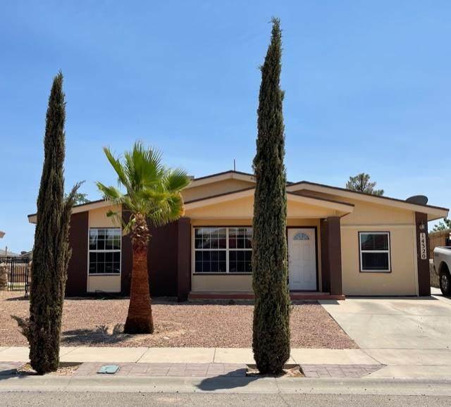 14320 Desierto Lindo Avenue, Horizon City, TX 79928 (MLS #847672) :: Jackie Stevens Real Estate Group