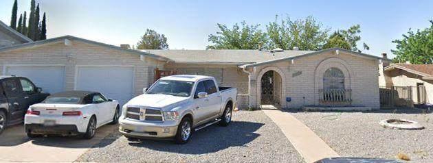 6616 La Cadena Drive, El Paso, TX 79912 (MLS #847755) :: Preferred Closing Specialists