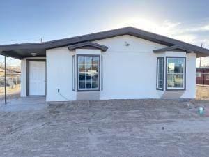 11526 Jenny Road, Socorro, TX 79927 (MLS #848183) :: Red Yucca Group
