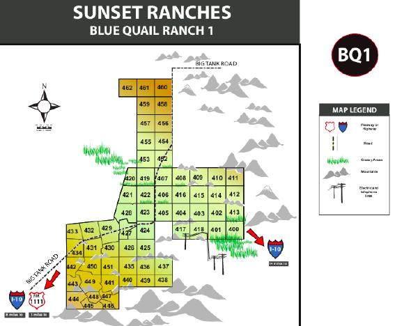 00 Blue Quail Ranch, Sierra Blanca, TX 79851 (MLS #848352) :: Preferred Closing Specialists