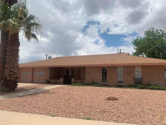 10121 Camwood Drive, El Paso, TX 79925 (MLS #848675) :: The Matt Rice Group