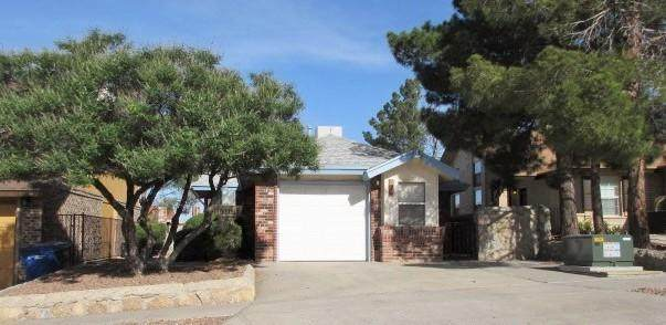 813 Derrickson Drive, El Paso, TX 79912 (MLS #848683) :: Red Yucca Group