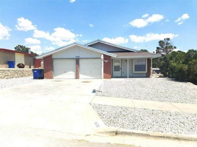 1616 Bill Ogden Drive, El Paso, TX 79936 (MLS #848986) :: Red Yucca Group
