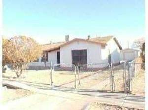 5121 Mount Abbott Drive, El Paso, TX 79904 (MLS #849283) :: Red Yucca Group