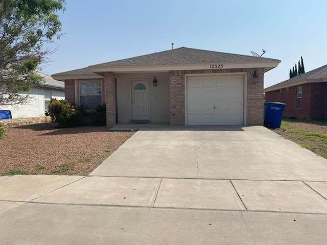 12525 Tierra Norte Road, El Paso, TX 79938 (MLS #849494) :: Jackie Stevens Real Estate Group