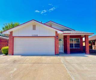 11526 Tony Ponce Drive, El Paso, TX 79936 (MLS #849627) :: Red Yucca Group