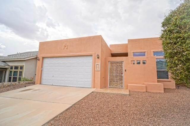 233 Laurel Springs Court, El Paso, TX 79932 (MLS #849701) :: The Purple House Real Estate Group