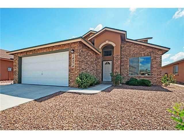 14274 Lasso Rock Drive, El Paso, TX 79938 (MLS #849905) :: Mario Ayala Real Estate Group