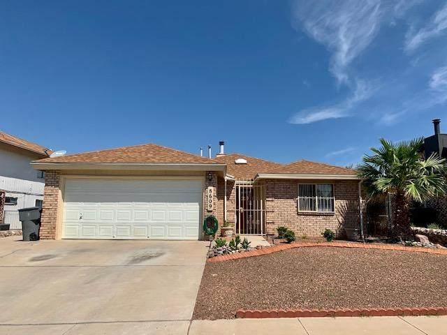 8609 Pilgrimage Circle, El Paso, TX 79912 (MLS #849957) :: Preferred Closing Specialists