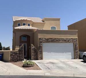3669 Grand Cayman Lane, El Paso, TX 79936 (MLS #849971) :: Jackie Stevens Real Estate Group