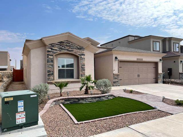 12421 Winners Circle, El Paso, TX 79928 (MLS #849981) :: Red Yucca Group