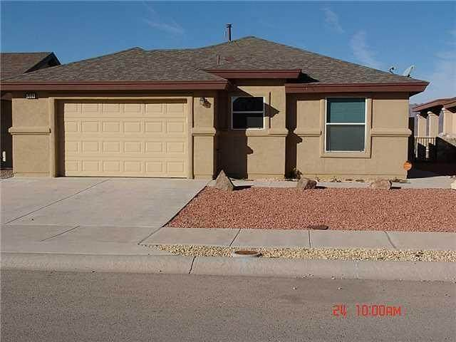 7221 Brick Dust Street, El Paso, TX 79934 (MLS #850172) :: Red Yucca Group
