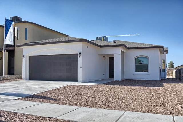 2157 Blue Valley Avenue, Socorro, TX 79927 (MLS #851006) :: Preferred Closing Specialists