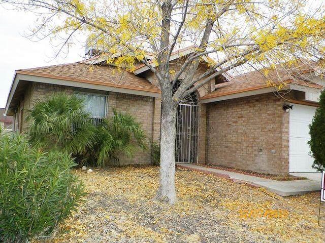 6613 Malachite Court, El Paso, TX 79924 (MLS #851641) :: Red Yucca Group