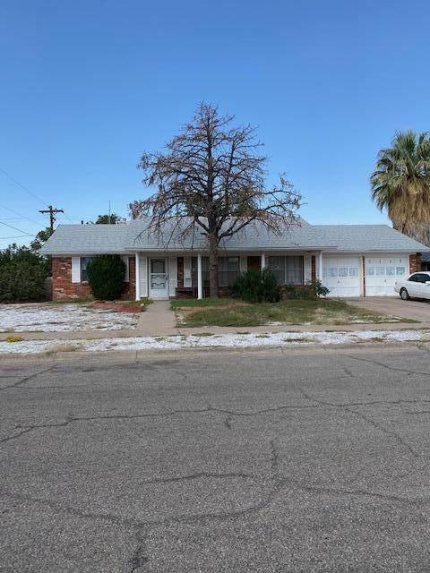 2117 Woodfin Drive, El Paso, TX 79925 (MLS #852214) :: Preferred Closing Specialists
