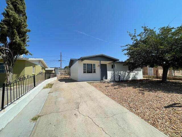 7931 San Paulo Drive, El Paso, TX 79915 (MLS #852221) :: Preferred Closing Specialists