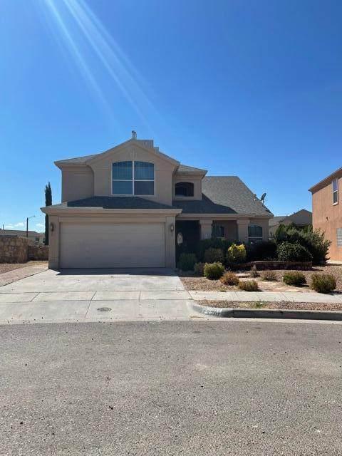 3021 Tierra Polar Drive, El Paso, TX 79938 (MLS #852388) :: Summus Realty