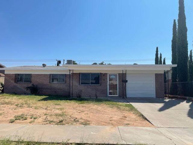5704 Wren Avenue, El Paso, TX 79924 (MLS #852393) :: The Purple House Real Estate Group
