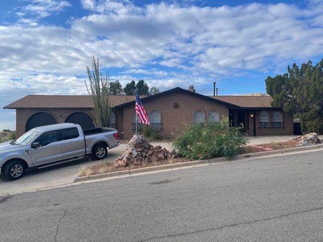 3024 Park North, El Paso, TX 79904 (MLS #852568) :: The Purple House Real Estate Group