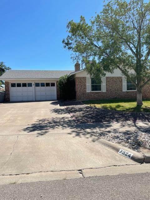 7324 Gran Vida Drive, El Paso, TX 79912 (MLS #852649) :: Jackie Stevens Real Estate Group