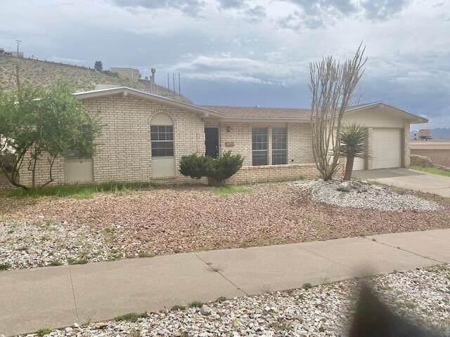 216 Moonlight Drive, El Paso, TX 79912 (MLS #852681) :: Jackie Stevens Real Estate Group