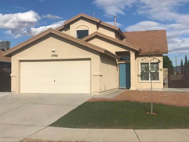 13968 Vaquero Rock Drive, El Paso, TX 79938 (MLS #852843) :: The Purple House Real Estate Group