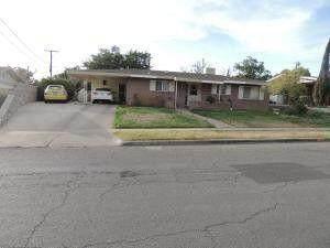 432 De Leon Drive, El Paso, TX 79912 (MLS #852957) :: Jackie Stevens Real Estate Group