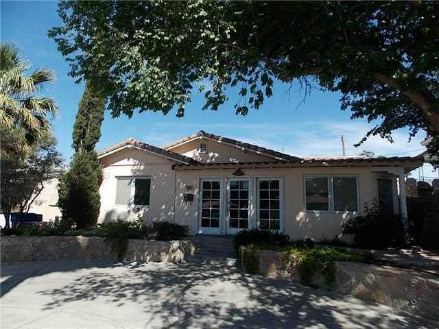 3411 N Stanton Street, El Paso, TX 79902 (MLS #853044) :: The Purple House Real Estate Group