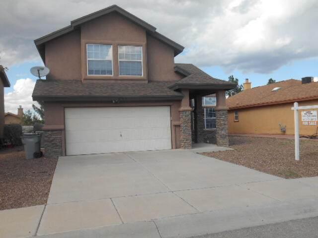 683 Juan Munoz Court, El Paso, TX 79932 (MLS #853071) :: Jackie Stevens Real Estate Group