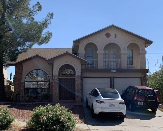 6740 Marble Canyon Drive, El Paso, TX 79912 (MLS #853153) :: Red Yucca Group