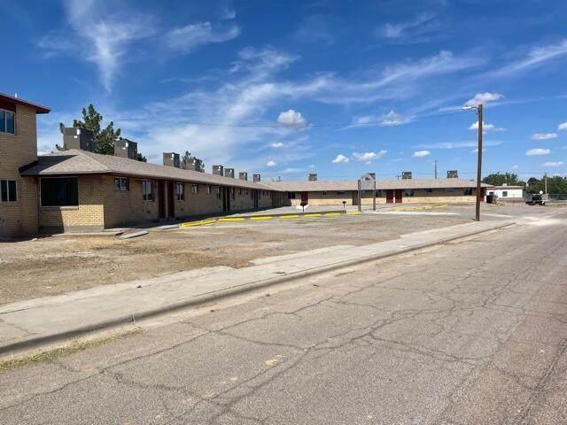 8601 Robert Drive, El Paso, TX 79904 (MLS #853168) :: Jackie Stevens Real Estate Group