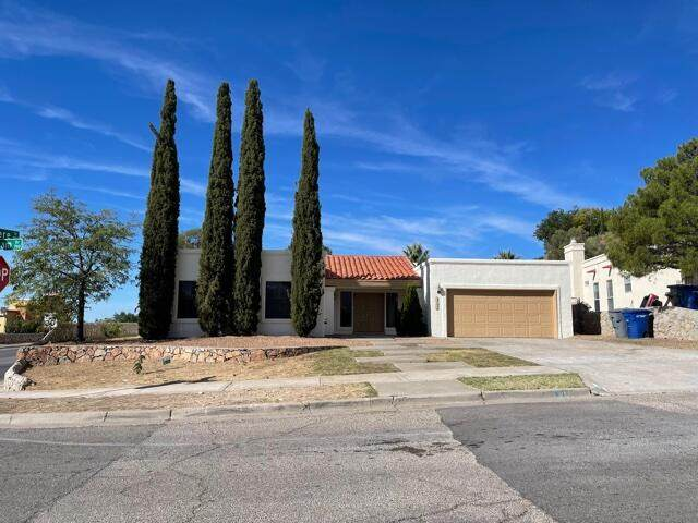 701 Cheltenham Drive, El Paso, TX 79912 (MLS #853305) :: Preferred Closing Specialists