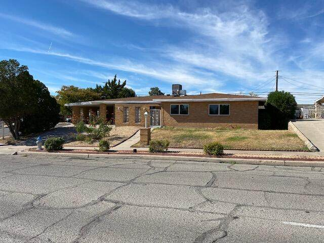 424 Balboa Road, El Paso, TX 79912 (MLS #853353) :: Jackie Stevens Real Estate Group