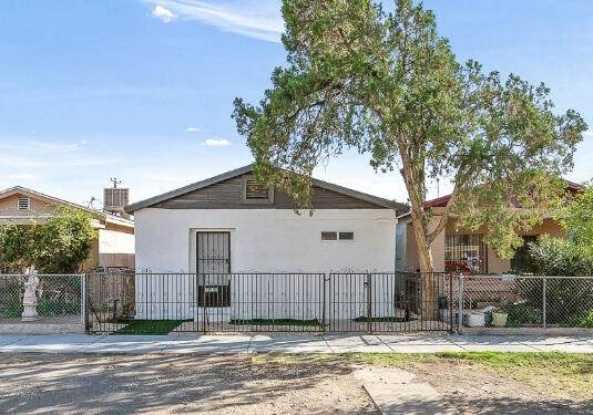 3418 Pera Avenue, El Paso, TX 79905 (MLS #853376) :: Jackie Stevens Real Estate Group