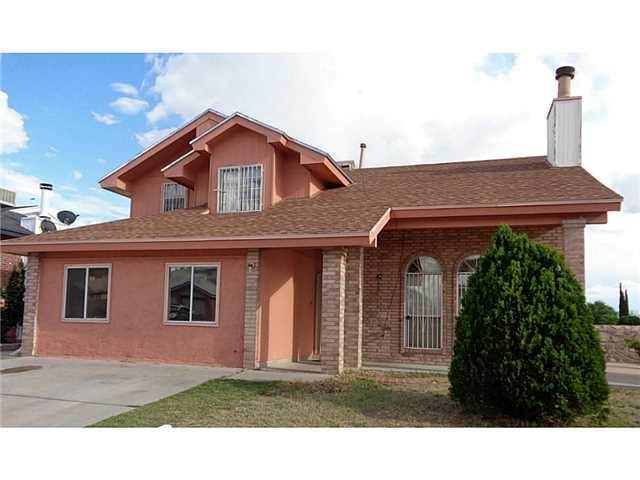 11340 David Carrasco Drive, El Paso, TX 79936 (MLS #853378) :: The Purple House Real Estate Group