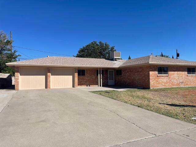 3208 Clyde Road, El Paso, TX 79925 (MLS #853402) :: The Purple House Real Estate Group
