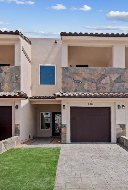6315 Escondido Drive F, El Paso, TX 79912 (MLS #853462) :: The Purple House Real Estate Group
