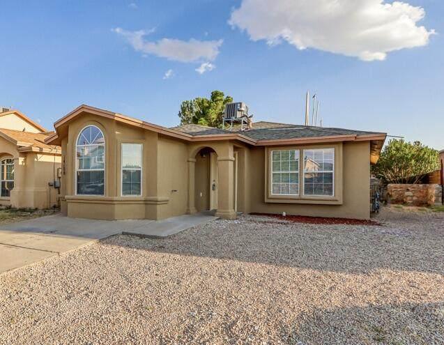 14108 Tierra Venado Drive, El Paso, TX 79938 (MLS #853596) :: Jackie Stevens Real Estate Group
