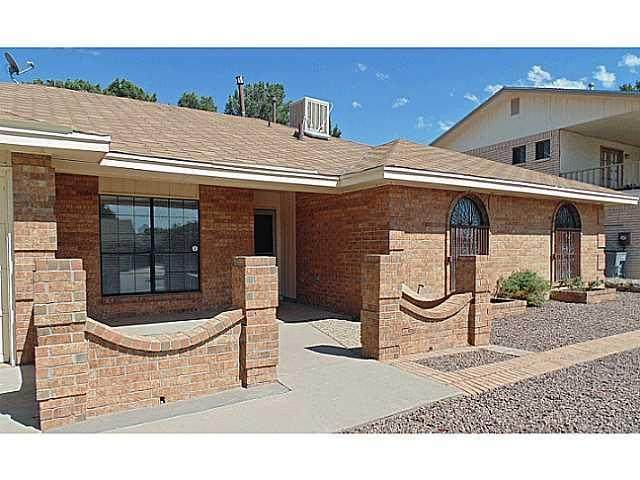1654 Daniels Lane, El Paso, TX 79936 (MLS #853634) :: The Purple House Real Estate Group