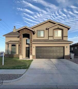 11392 Bullseye Street, El Paso, TX 79934 (MLS #853673) :: The Matt Rice Group