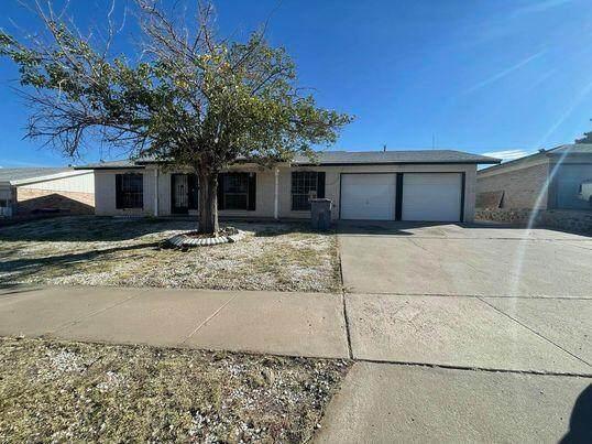 4700 Tumbleweed Avenue, El Paso, TX 79924 (MLS #853694) :: Preferred Closing Specialists