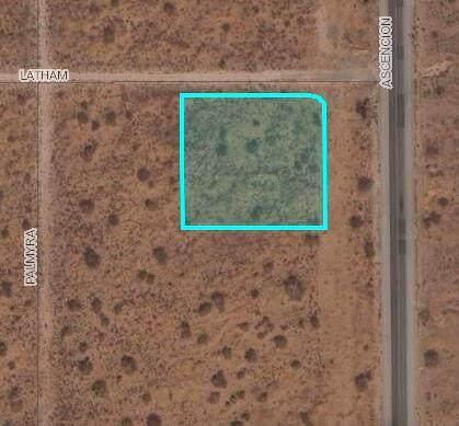 TBD Tbd, Horizon City, TX 79928 (MLS #853756) :: Jackie Stevens Real Estate Group