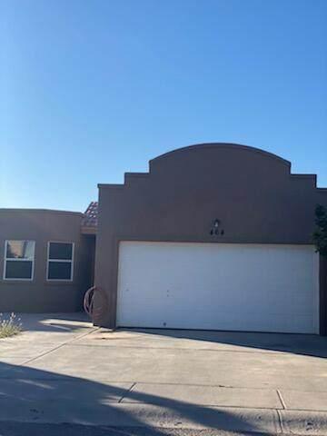 464 Valle Calido Dr. Drive, Socorro, TX 79927 (MLS #853758) :: The Matt Rice Group