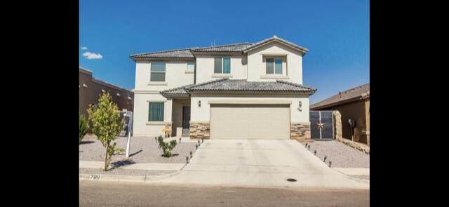 788 Woodmanstone Road, El Paso, TX 79928 (MLS #853791) :: Summus Realty
