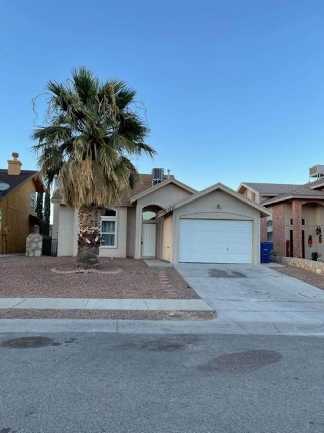 5737 Laurel Clark Lane #0, El Paso, TX 79934 (MLS #853826) :: Jackie Stevens Real Estate Group