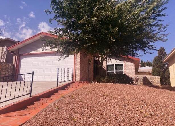 6817 Ridgley Way, El Paso, TX 79904 (MLS #854062) :: Preferred Closing Specialists