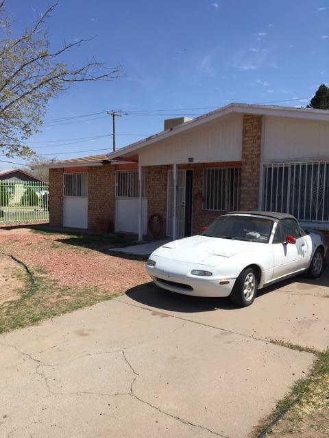 850 Chapala Court, El Paso, TX 79907 (MLS #805774) :: Preferred Closing Specialists